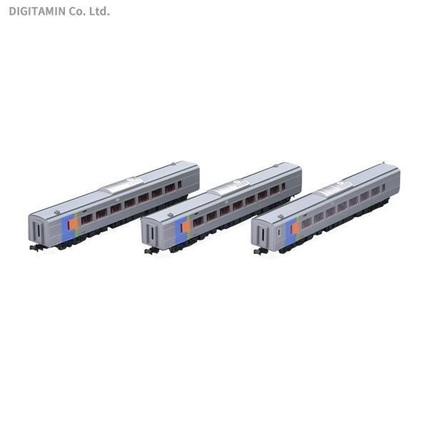 92596 TOMIX トミックス JR キハ261-1000系特急ディーゼルカー (スーパーとかち) 増結セット (3両) Nゲージ 再生産 鉄道模型 【1月予約】