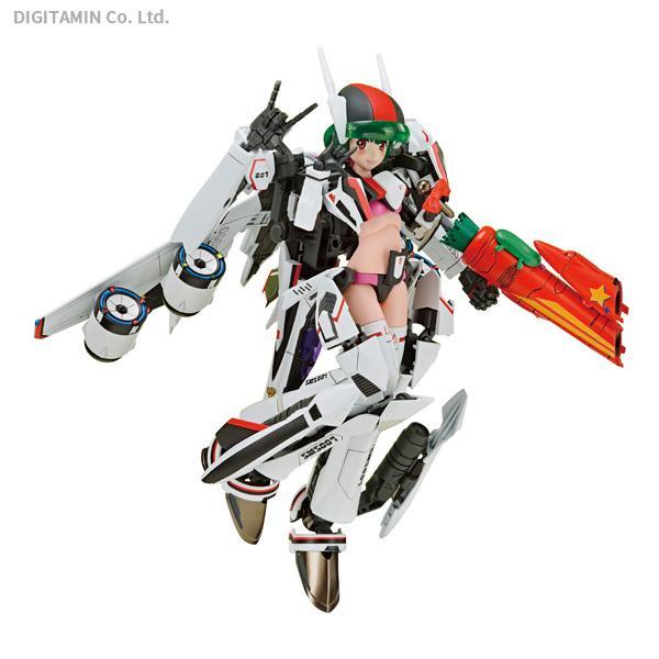 アオシマ V.F.G. マクロスF VF-25F メサイア ランカ・リー プラモデル ACKS MC-09 【5月予約】 digitamin