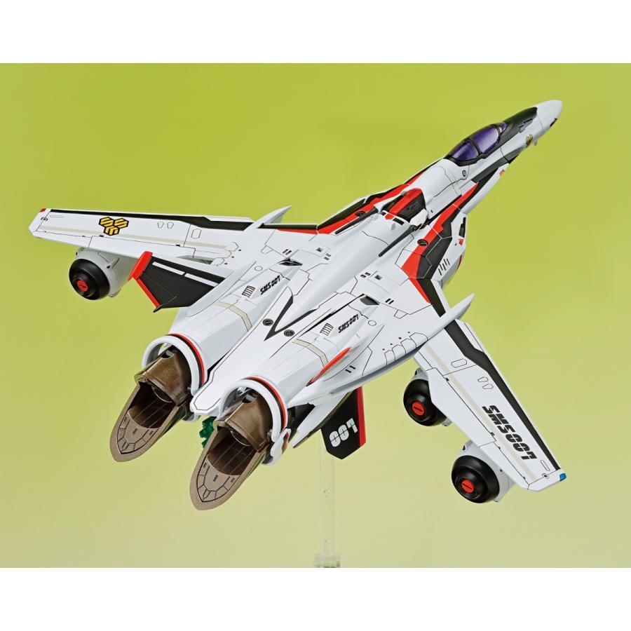 アオシマ V.F.G. マクロスF VF-25F メサイア ランカ・リー プラモデル ACKS MC-09 【5月予約】 digitamin 09