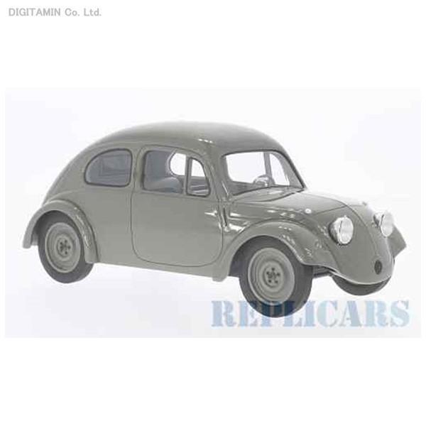 送料無料◆1/18 ミニカー VW タイプ V3 テストカー 1936 グレー BOSモデル BOS101(ZM12331)