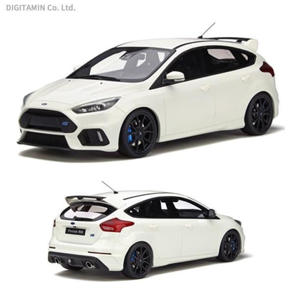 1/18 ミニカー フォード フォーカス RS 2015(ホワイト) (開閉機構なし) OTTO mobile OTM730(ZM26642)