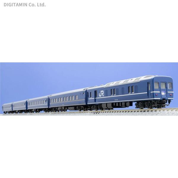 98280 TOMIX トミックス 24系25形特急寝台客車(日本海・JR西日本仕様)基本セット (5両) Nゲージ 鉄道模型(ZN40601)