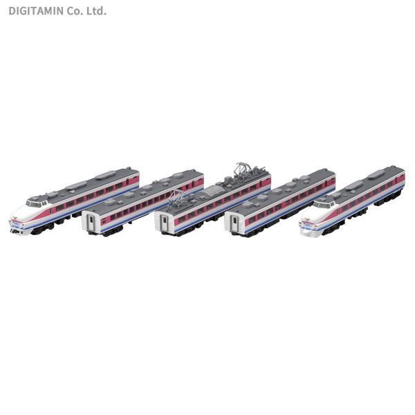 92446 TOMIX トミックス JR 489系特急電車(白山)基本セット Nゲージ 鉄道模型(ZN57319)