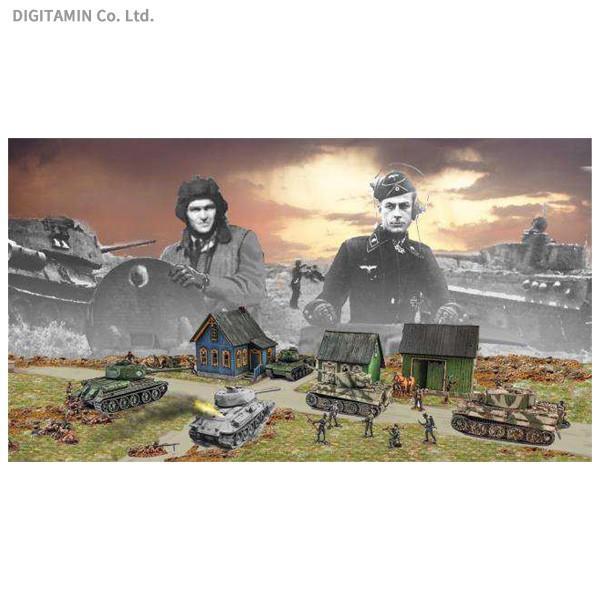 送料無料◆イタレリ 1/72 WW.II ドイツ軍 VS ソビエト軍 マリナーファの戦い 1944 プラモデル IT6182(ZS49134)