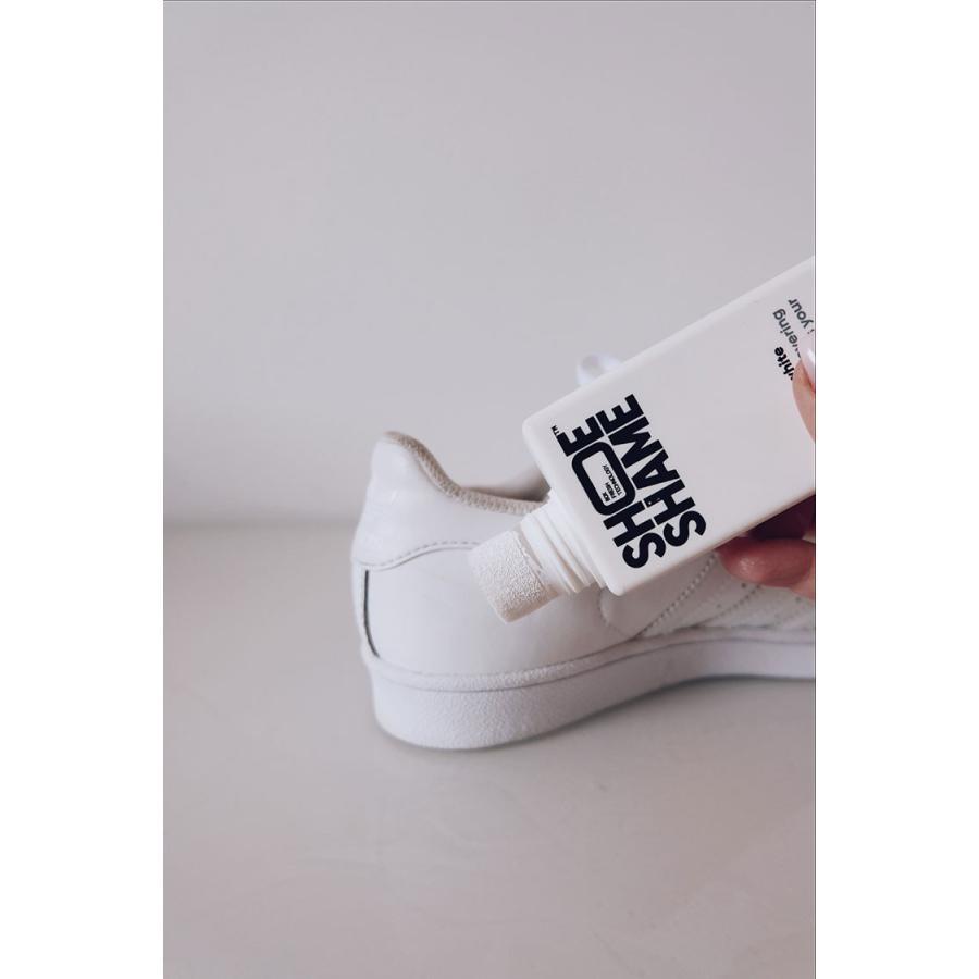 スニーカークリーナー シューシェイム リメンバーホワイト シューケア用品 シュークリーナー 靴磨き SHOE SHAME Remember white|digstore|03