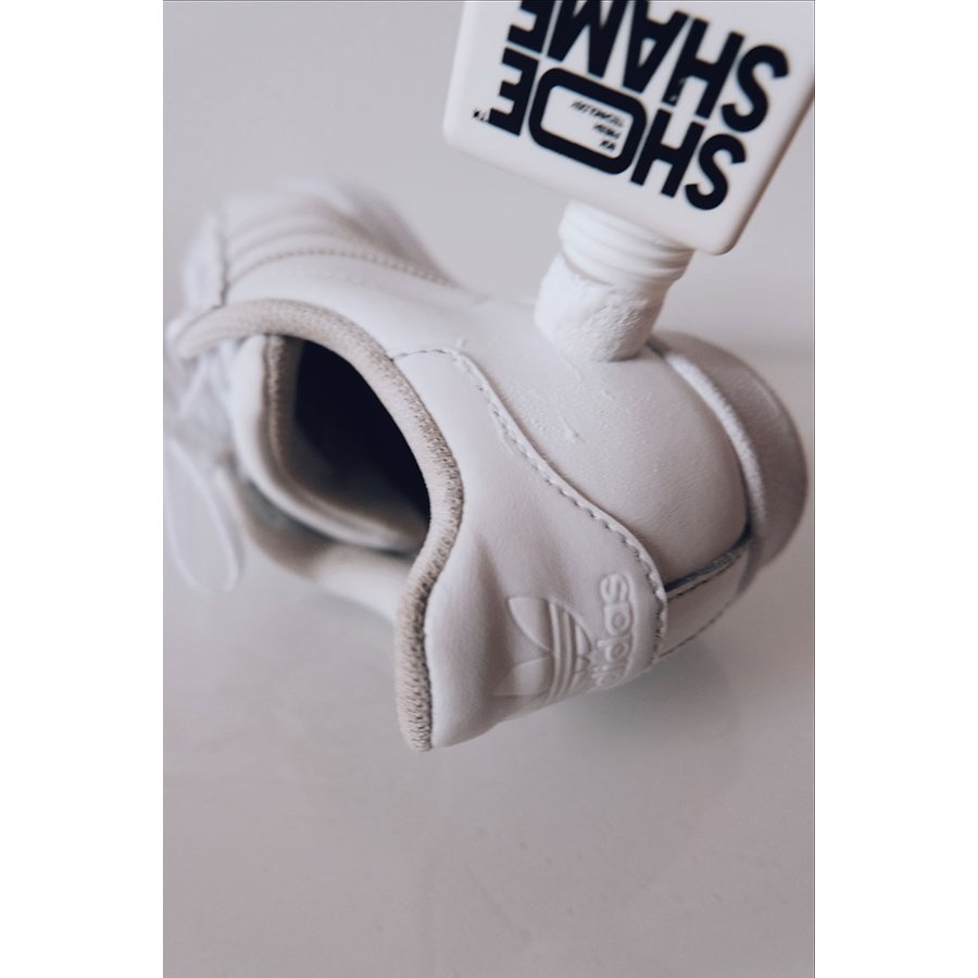 スニーカークリーナー シューシェイム リメンバーホワイト シューケア用品 シュークリーナー 靴磨き SHOE SHAME Remember white|digstore|05