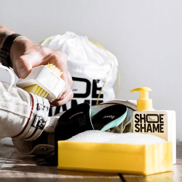 スニーカークリーナー シューシェイム ルーズ ザ ダート キット オールインワンキット シューケア用品 靴用洗剤 靴 手入れ 送料無料 SHOE SHAME|digstore|02