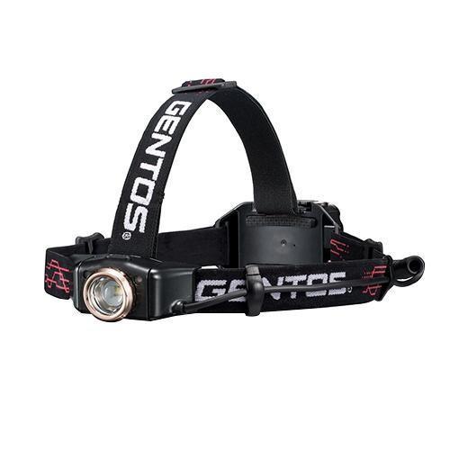 GENTOS Gシリーズ LEDヘッドライト GH-010RG