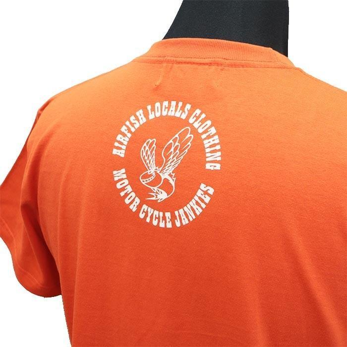 エアフィッシュ AirFish エアフィッシュ ロゴ Tシャツ T-AF-20|dimension-3|06