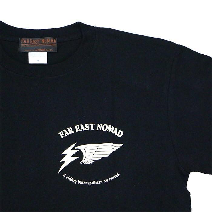 エアフィッシュ AirFish FAR EAST NOMAD Tシャツ T-FEN-20 dimension-3 03