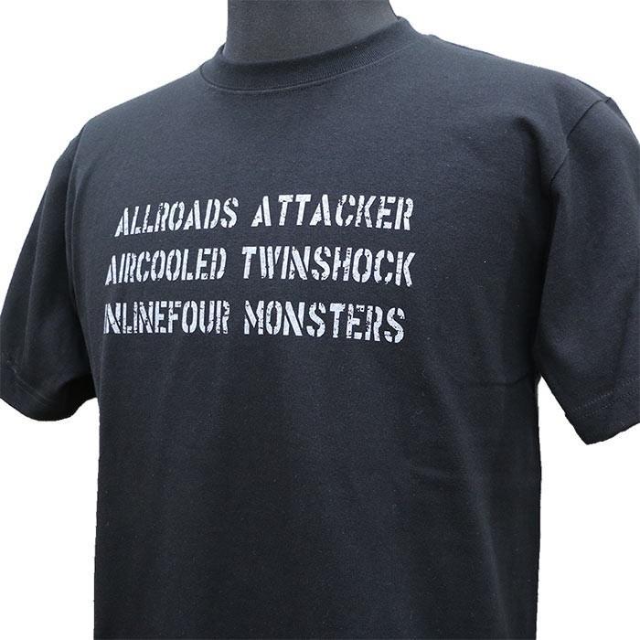 エアフィッシュ AirFish TIGER MOBILE Tシャツ T-TM-20|dimension-3|04