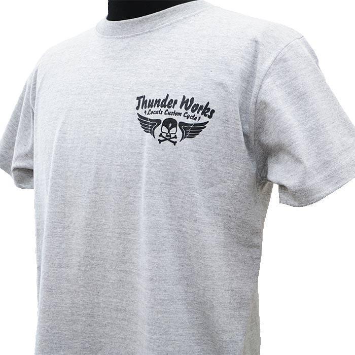 エアフィッシュ AirFish T.W.L.C.C. Tシャツ T-TWLCC-20|dimension-3|04