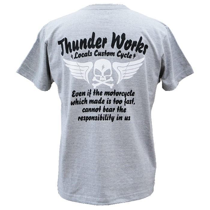 エアフィッシュ AirFish T.W.L.C.C. Tシャツ T-TWLCC-20|dimension-3|05