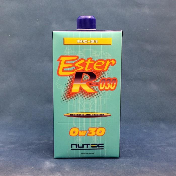 NUTEC ニューテック NC-51 ESTER RACING 0W-30 20Lペール缶4サイクルオイル|dimension-3