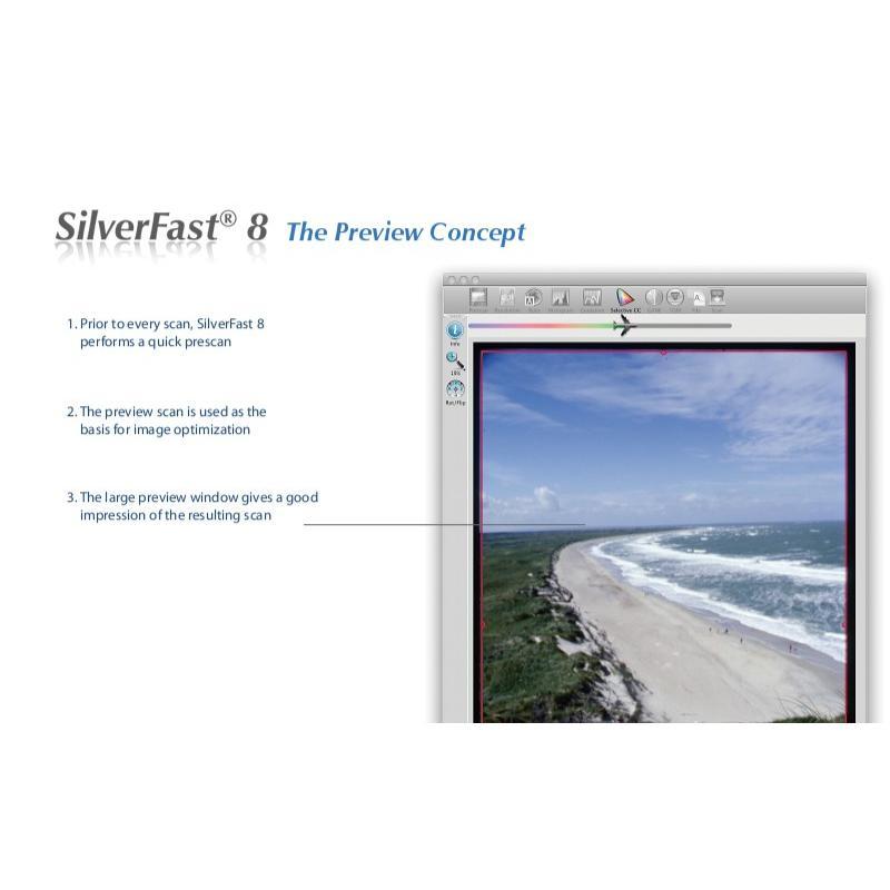 EPSON GT-X830用SilverFast  SE Plus→Ai Studio アップグレード版 写真・画像の管理編集ソフト|dipah-shop|12