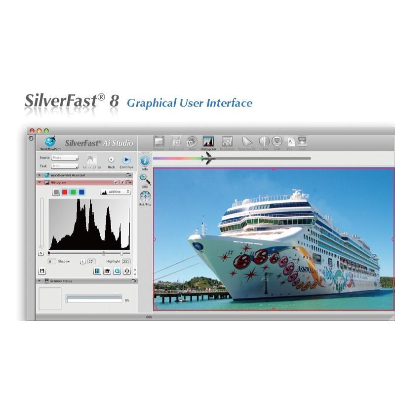 EPSON GT-X830用SilverFast  SE Plus→Ai Studio アップグレード版 写真・画像の管理編集ソフト|dipah-shop|16