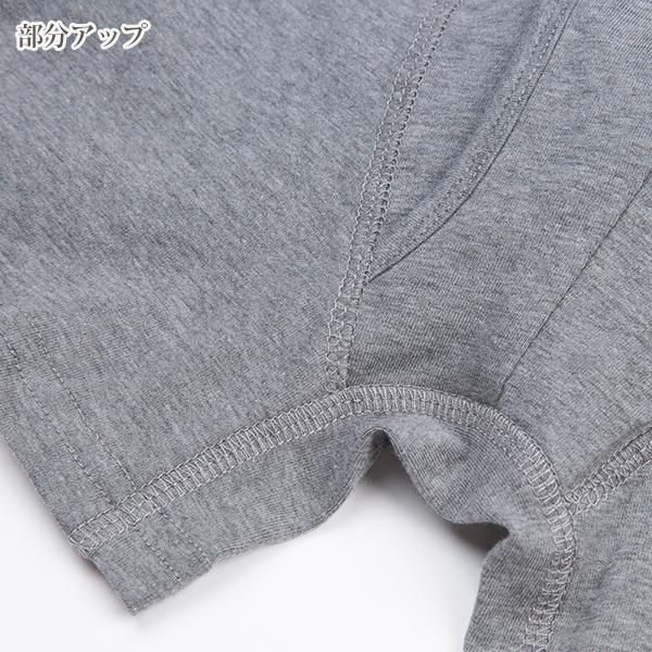 メンズボクサーパンツ  肌あたり綿100% 単品 前開き 前あき コットン 下着 1枚 黒 紺 灰色 無地 ブラック ネイビー グレー 男性用 おすすめ 人気|direct-factory|16