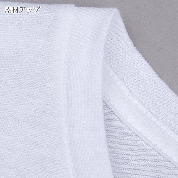 丸首コットンTシャツ 綿100% メンズ半袖 白い 白 無地 ホワイト おすすめ M L LL 直facオリジナル商品 direct-factory 05