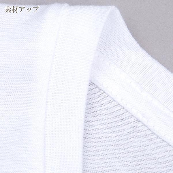 V首コットンTシャツ 綿100% メンズ半袖 白い 白 Vネック 無地 ホワイト おすすめ M L LL 直facオリジナル商品|direct-factory|05