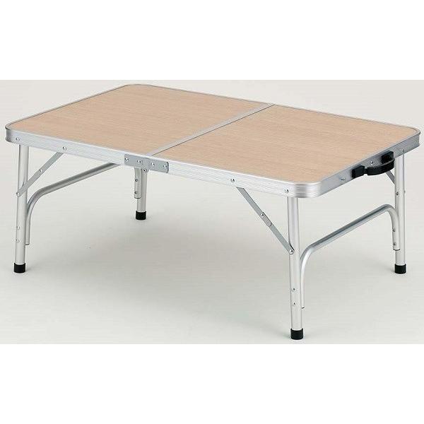 テーブル アルミ
