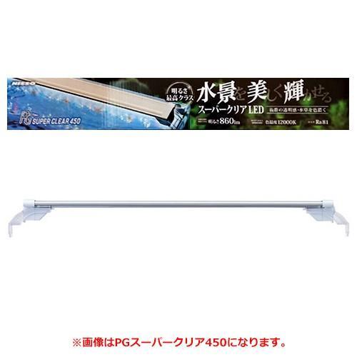ニッソー PG スーパークリア 600 水槽用照明 LEDライト 60cm用|discountaqua2