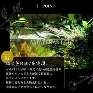 AMATERAS LED 20W アマテラス 植物育成用LED 口金E26 植物用ライト 観葉植物 テラリウム|discountaqua2|03