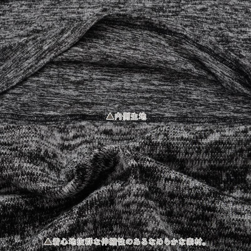 ルームウェア レディース ゆるてろカチオンフードパーカーロングワンピ(大きいサイズも)/全3色 秋冬 パジャマ 部屋着 長袖 ピンク 無地 防寒 楽|dita|12