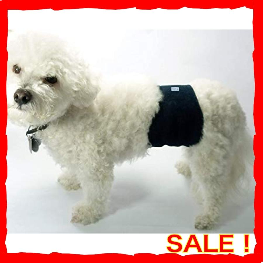 Teamoy 犬マナーベルト 3点セット オス メッシュ裏地 吸収層付き 防水加工生地 ウェストサイズ調整可能 マーキ diva0210 07