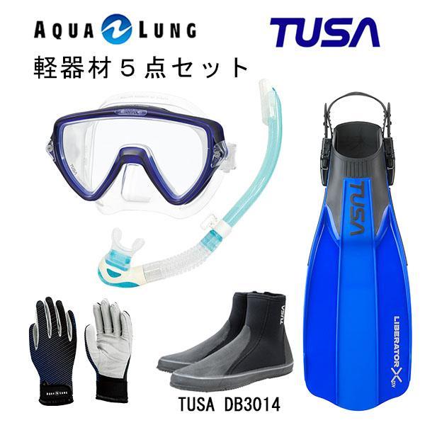 100%本物 TUSA 軽器材5点セットヴィジオウノ マスク M-19 プラチナ2 M-19 プラチナ2 スノーケル リブレーターテン フィン ロングブーツ マリングローブ, 非売品:4f6f2436 --- persianlanguageservices.com