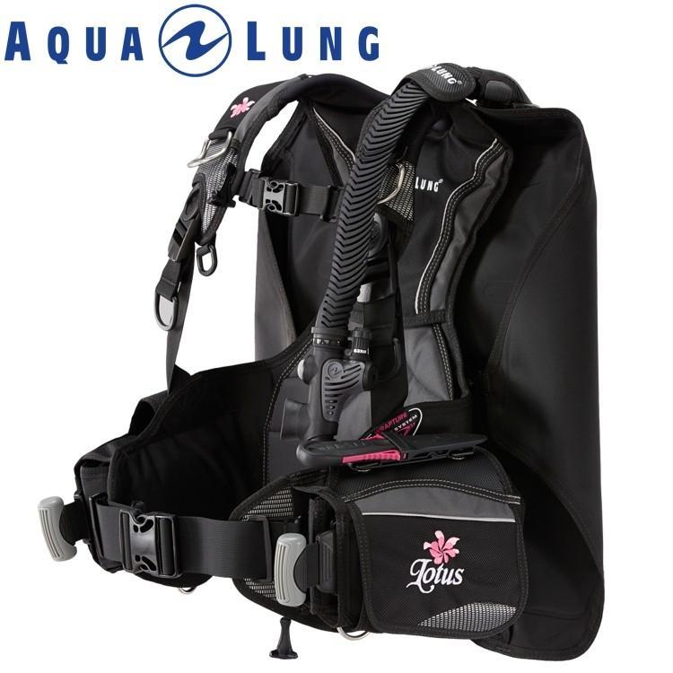 ダイビング BCD AQUALUNG アクアラング ロータス 重器材 BC