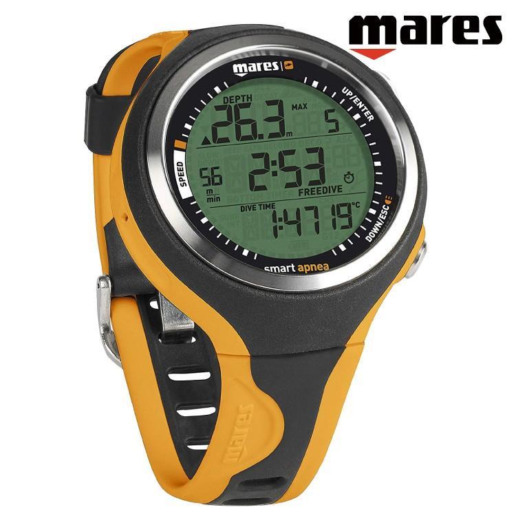 大きな割引 コンピュータ フリーダイビング用 マレス/mares スマート スマート アプネア アプネア コンピュータ ダイビング, ValueMart24:22180ea9 --- airmodconsu.dominiotemporario.com