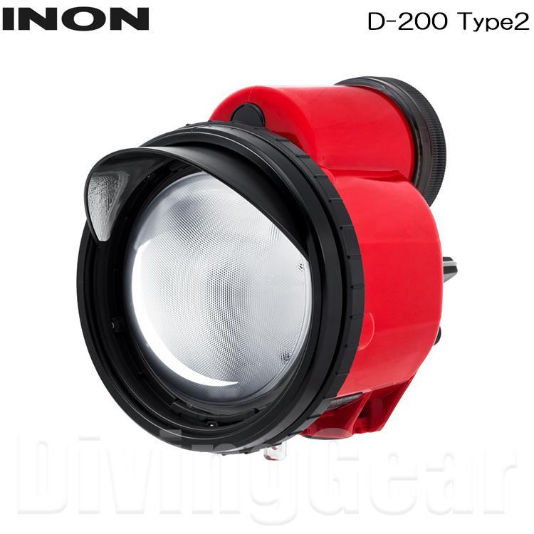 INON(イノン) D-200 水中ストロボ