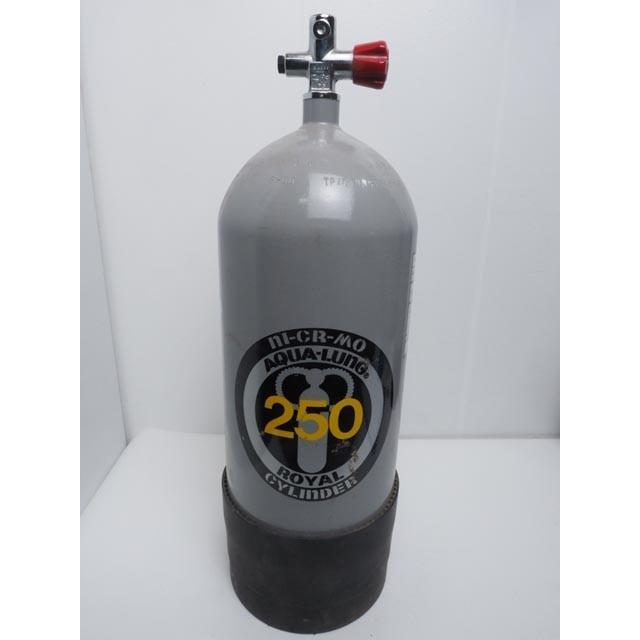 【送料込】 USED 250気圧 10L スチールタンク ボンベ 10L ボンベ 250気圧 [40602], ミシマムラ:a14d285e --- airmodconsu.dominiotemporario.com