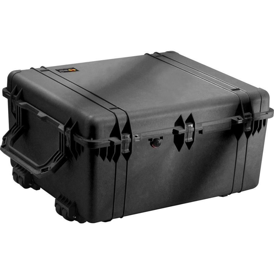 高価値 PELICAN(ペリカン)プロテクター ランスポートケース 1690 ダイビング フォーム付 BLACK BLACK [ブラック] [1690-000-110] ダイビング 1690 カメラケース キャスター付, めぐみ手芸:c3aa0bd3 --- airmodconsu.dominiotemporario.com