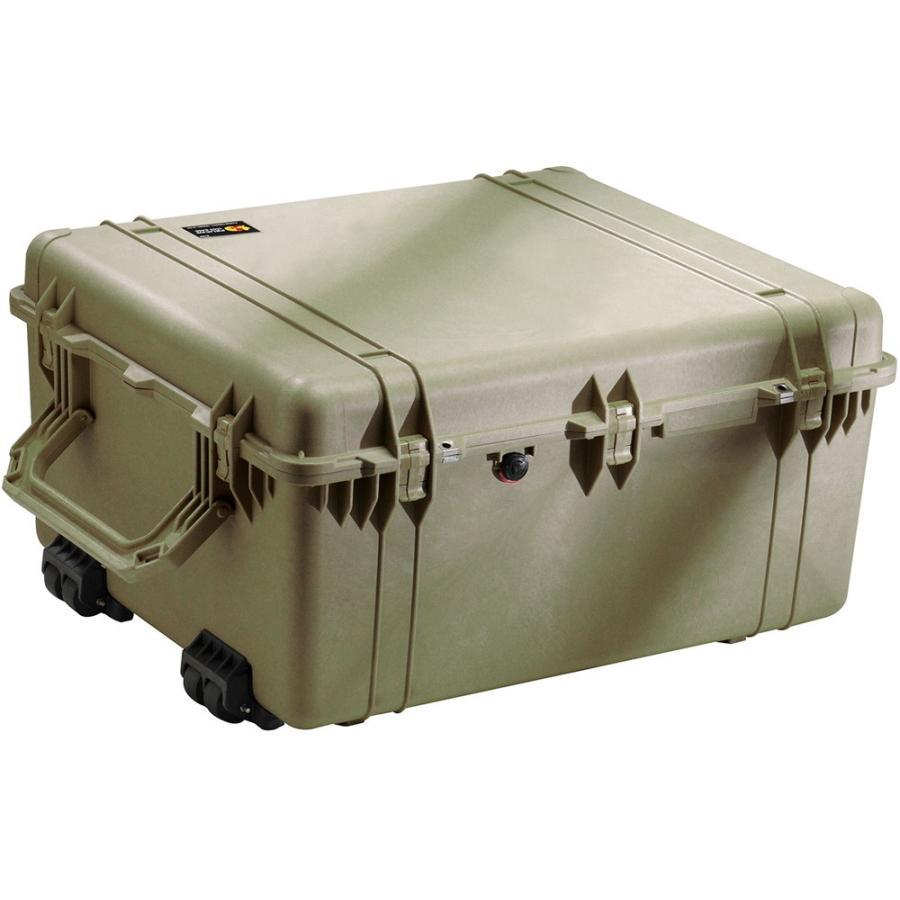注目のブランド PELICAN(ペリカン)プロテクター ランスポートケース 1690 ダイビング フォーム付 OD GREEN [ODグリーン] OD [1690-000-130] ダイビング [ODグリーン] カメラケース キャスター付, あーきんどう宝石:332d5030 --- airmodconsu.dominiotemporario.com