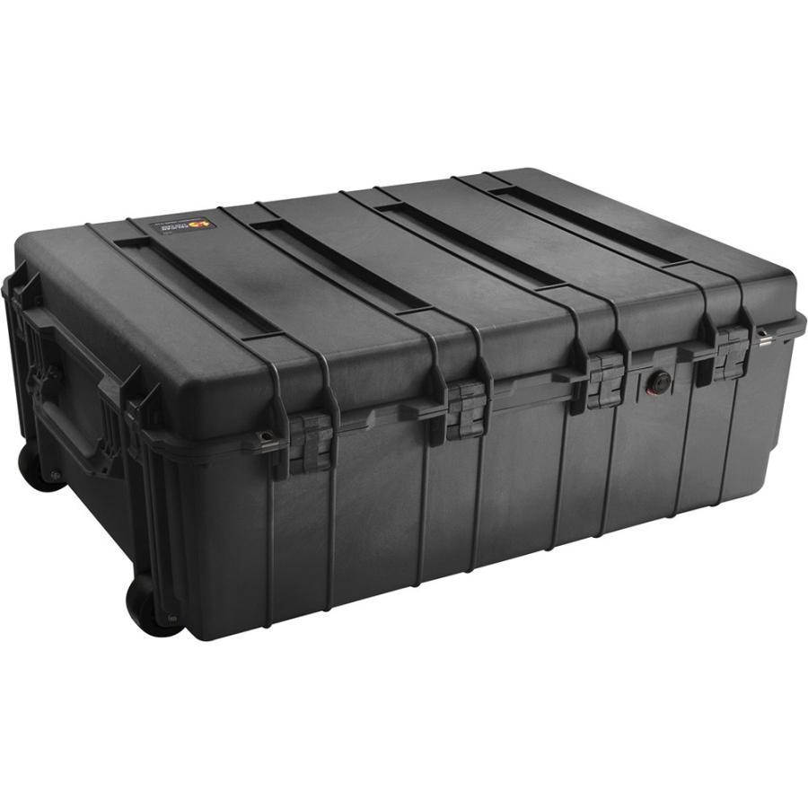 【全品送料無料】 PELICAN(ペリカン)プロテクター ランスポートケース 1730 フォームなし BLACK [ブラック] [1730-001-110] ダイビング ハードケース キャスター付, H+mFurniture 5c590c58