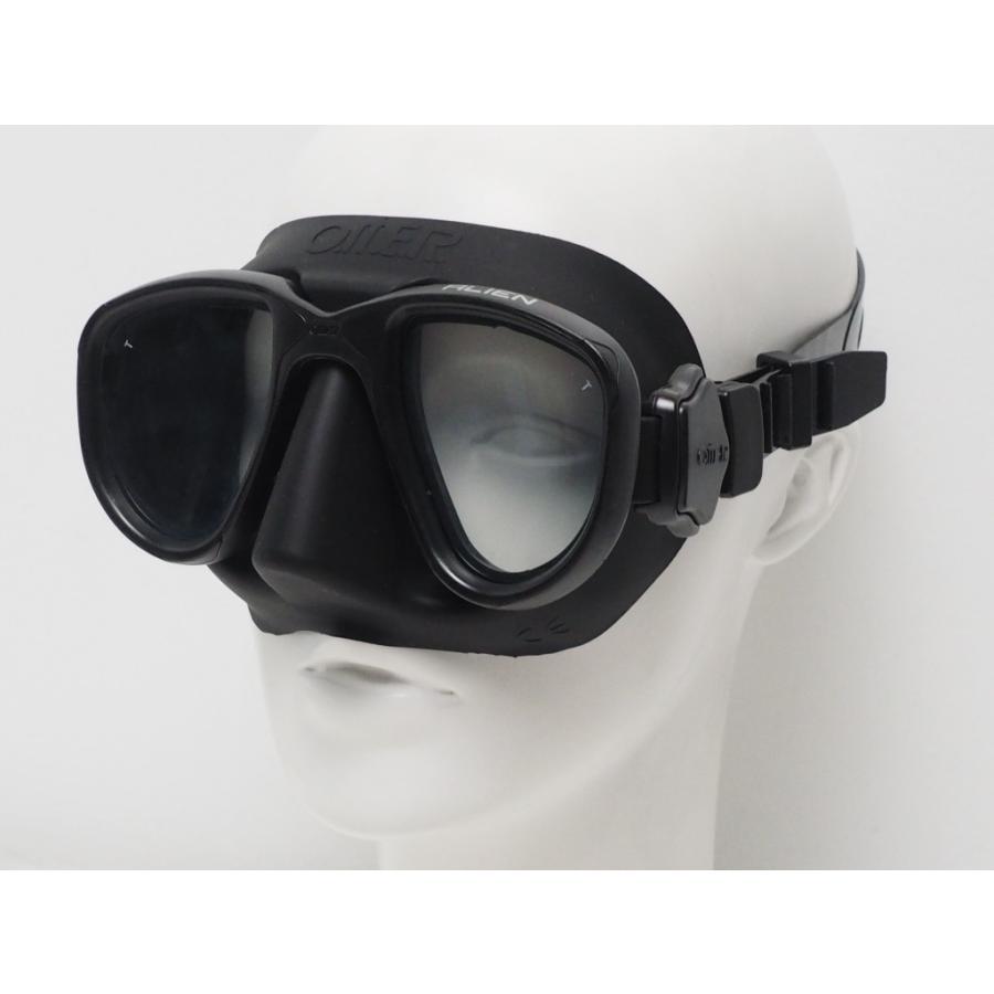 新品 OMER Alien Mask エイリアンマスク ブラックシリコン [T34260]