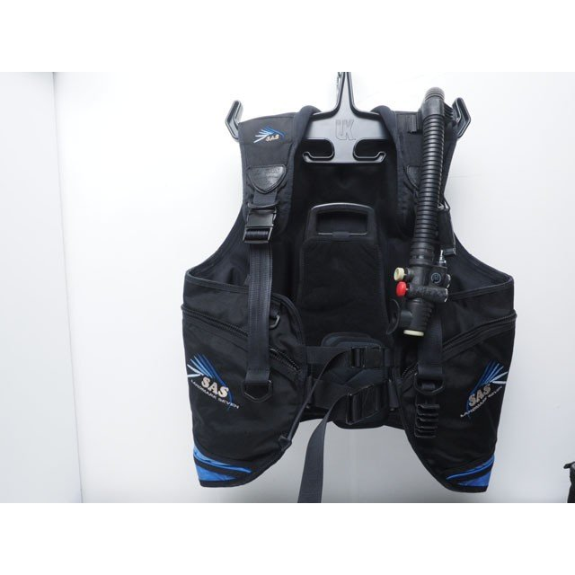 USED SAS エスエーエス LAND MARK ランドマーク7 AACS-I BCジャケット サイズ:L[W37552]
