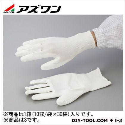 アズワン PUクール手袋オーバーロック 大箱 S 2-2131-54 1箱(10双/袋×30袋入)