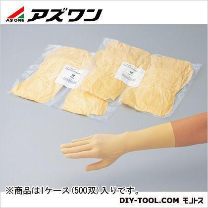 アズワン クリーンノール手袋 エコノタイプ M 6-906-12 1ケース(500双入)