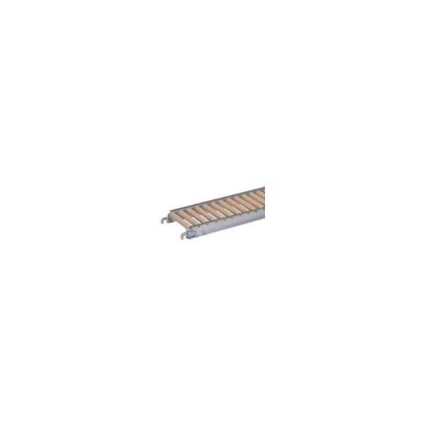 セントラル 樹脂ローラコンベヤJRAU3808型400W×50P×1500L JRAU3808-400515