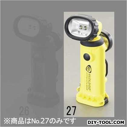 エスコ(esco) [充電式]LEDライト(マグネット付) イエロー 72×70×234(H)mm EA758SD-27