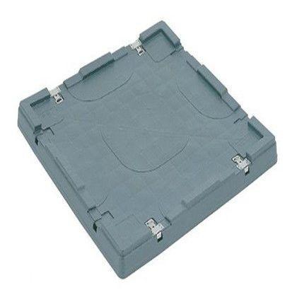 岐阜プラスチック工業 パレットBOX グレイ BJ-1111C
