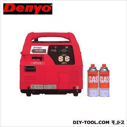 デンヨー インバーター発電機Az(カセットボンベ発電機) GE-900B :ge-900b:DIY FACTORY ...