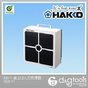 白光/HAKKO ハッコー420100V平型プラグ 420-1