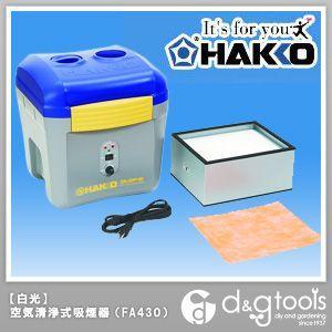 白光/HAKKO ハッコーFA−430100V2極接地プラグ FA430-01