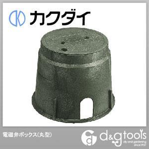 カクダイ(KAKUDAI) 電磁弁ボックス(丸型)水力発電ユニット 504-011