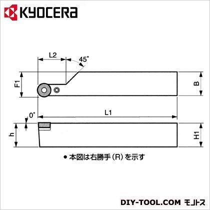 京セラ ホルダー 181 x 50 x 44 mm PRXCL2525M-12