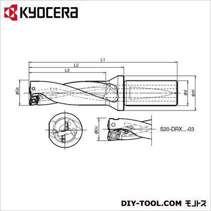 京セラ 360 x 50 x 50 mm S32-DRX285M-3-09
