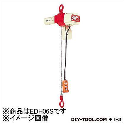 キトー セレクト電気チェーンブロック1速60kg(S)x15m 436 x 300 x 260 mm EDH06S